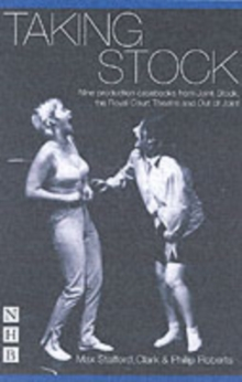 Taking Stock : Nine Production Casebooks, Paperback Book