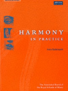 Harmony in Practice, Sheet music Book