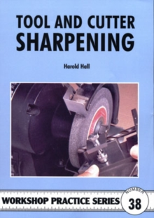 Tool and Cutter Sharpening, Paperback Book