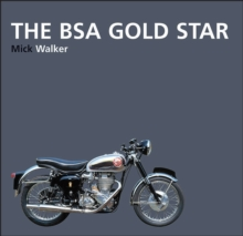 The BSA Gold Star, Paperback Book