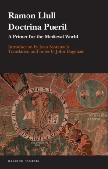 Doctrina pueril - A Primer for the Medieval World, Paperback / softback Book