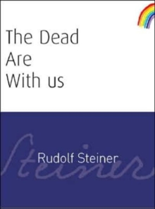 The Dead Are With Us, Paperback Book