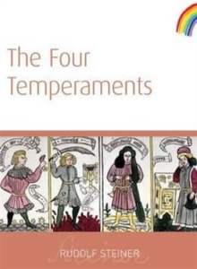 The Four Temperaments, Paperback Book