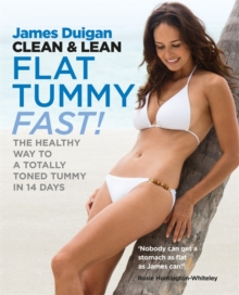 Clean and Lean Flat Tummy Fast, Paperback Book
