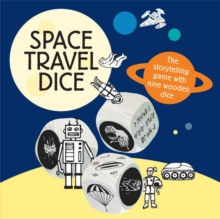 Space Travel Dice, Paperback Book