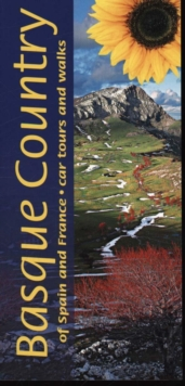 Basque Country of Spain and France : Car Tours and Walks, Paperback Book