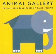 Animal Gallery, Hardback Book