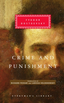 Crime and Punishment, Hardback Book
