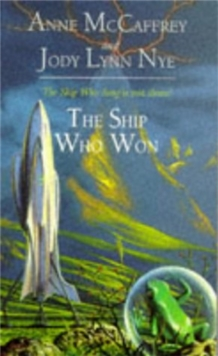 The Ship Who Won, Paperback Book