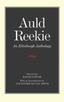 Auld Reekie : An Edinburgh Anthology, Hardback Book