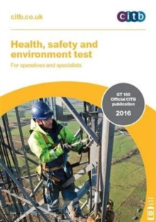 Health, Safety and Environment Test for Operatives and Specialists: GT 100/16, Paperback Book