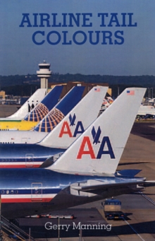 Airline Tail Colours, Paperback Book