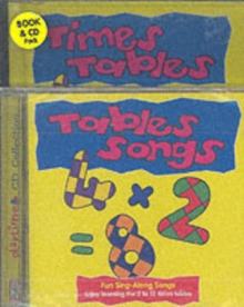 Times Tables, Mixed media product Book