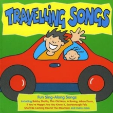 Travelling Songs, CD-Audio Book