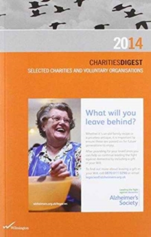 Charities Digest, Paperback Book