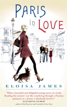 Paris in Love, Paperback Book