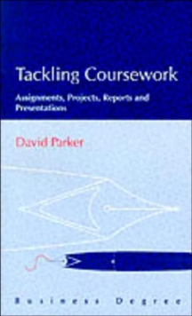 Coursework, Paperback Book