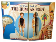 My First Book of the Human Body, Hardback Book