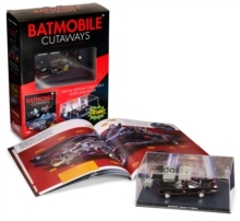Batmobile Cutaways : Batman Classic TV Series Plus Collectible, Mixed media product Book