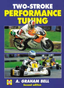 Two-stroke Performance Tuning, Hardback Book