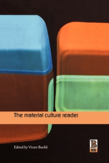The Material Culture Reader, Paperback Book