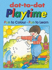 Dot-to-Dot: Playtime, Paperback Book