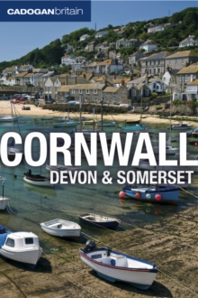 Cornwall, Devon and Somerset, Paperback Book