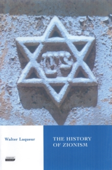The History of Zionism, Paperback Book