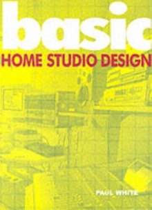 Basic Home Studio Design, Paperback Book