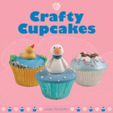Crafty Cupcakes, Paperback Book