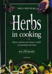 Herbs in Cooking, Paperback / softback Book