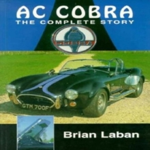 AC Cobra : The Complete Story, Paperback Book