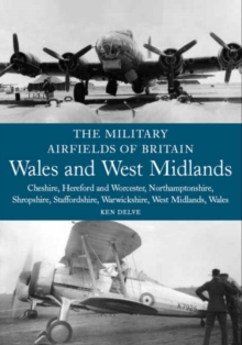 Wales and West Midlands : Cheshire, Hereford and Worcester, Northamptonshire, Shropshire, Staffordshire, Warwickshire, West Midlands and Wales, Paperback Book