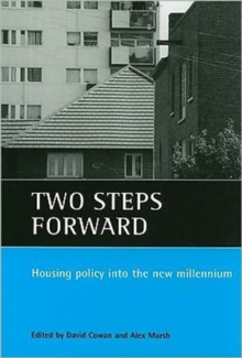 Two steps forward : Housing policy into the new millennium, Paperback / softback Book