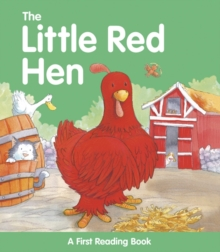 The Little Red Hen (Giant Size), Paperback Book
