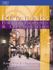 Retailing : Environment and Operations, Paperback Book