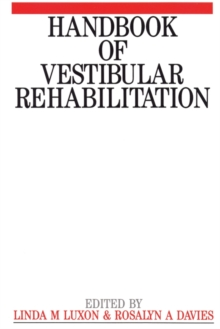 Handbook of Vestibular Rehabilitation, Paperback / softback Book