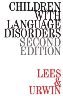 Children with Language Disorders, Paperback Book