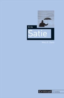 Erik Satie, Paperback Book