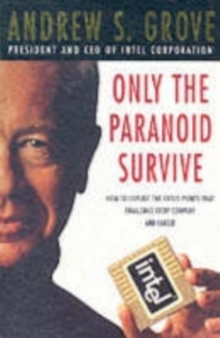 Only The Paranoid Survive, Paperback Book