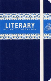 The Literary Pocket Companion, Hardback Book