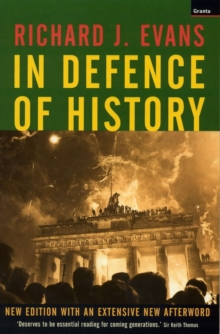 In Defence of History, Paperback Book