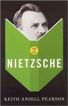 How to Read: Nietzsche, Paperback Book