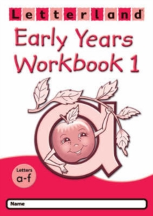 Early Years Workbooks : No. 1-4, Paperback Book