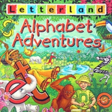 Alphabet Adventures, Paperback Book