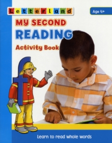 My Second Reading Activity Book : Learn to Read Whole Words, Paperback Book