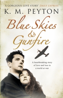 Blue Skies and Gunfire, Paperback Book