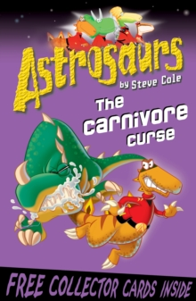 Astrosaurs 14 : The Carnivore Curse, Paperback Book