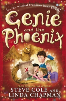 Genie and the Phoenix, Paperback Book
