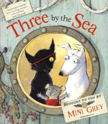 Three By the Sea, Paperback Book